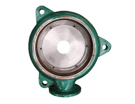 泵配件 - 进料体